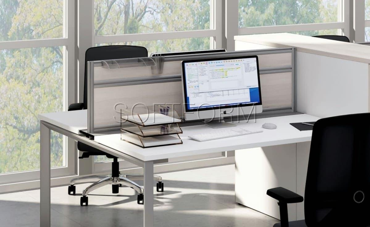 Коллекция офисной мебели для персонала ЕВРОПА ЛЮКС