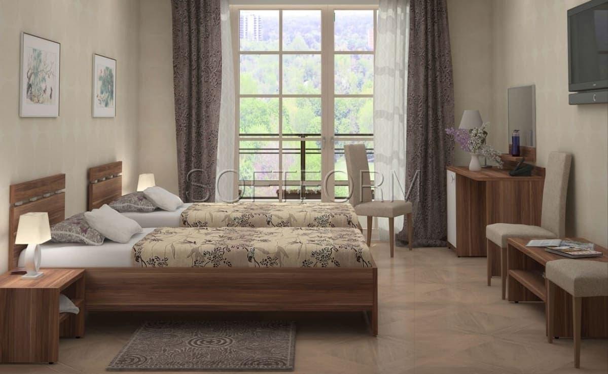 Коллекция мебели для гостиниц ПРОВАНС