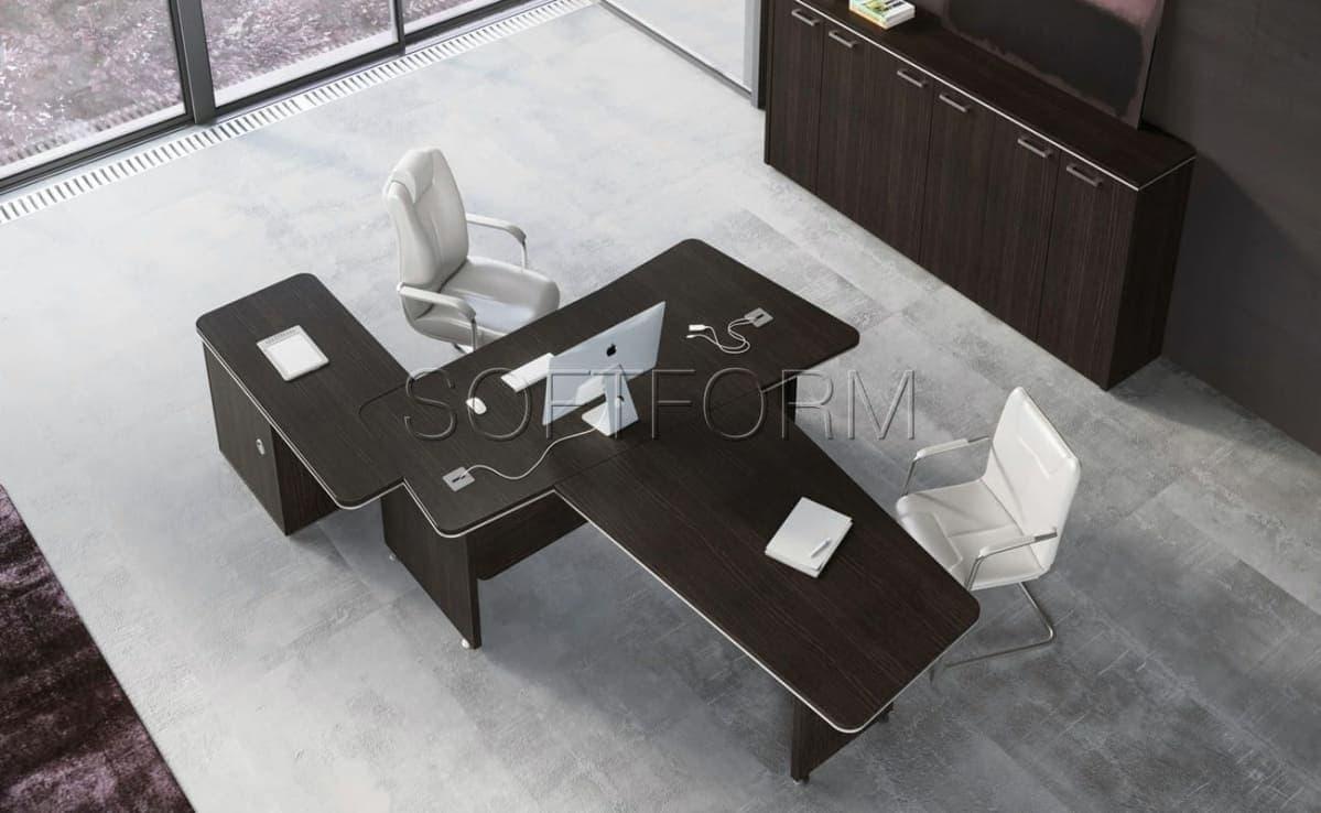 Коллекция офисной мебели для руководителей СМАРТЕКС