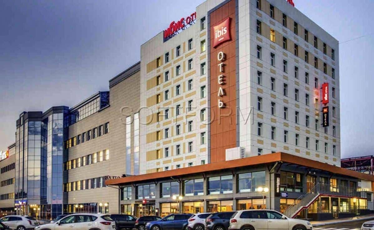 Сеть отелей IBIS, Чебоксары